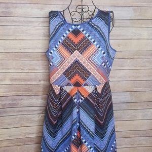 Liz Claiborne Dresses - Liz Claiborne 14 blue sleeveless dress
